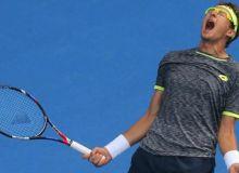 Davis Cup. Uzbekistan advance to the World Playoff stage