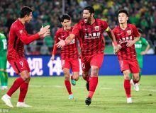 Наши легионеры: «Шанхай СИПГ» отправил 5 безответных мячей в ворота соперника