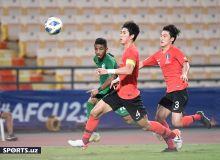 Korea Republic claim 2020 AFC U23 Championship title in the final