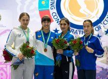 Дайибекова, Плиего и другие саблисты начнут свое участие в лицензионном Кубке Мира