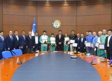 Награждены боксёры и фехтовальщики, которые завоевали лицензии на Токийскую Олимпиаду