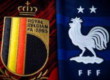 Миллатлар лигаси, ярим финал. Бельгия – Франция. Таркиблар маълум