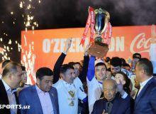 Сколько раз футболисты«Пахтакора» становились чемпионами?