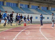 Команда U-18 «Насафа» начала подготовку к новому сезону