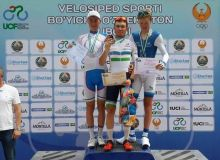 Итоги чемпионата Узбекистана по велоспорту
