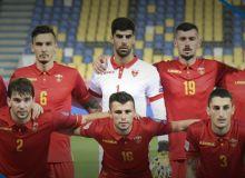 Марко Симич сыграл матч за Черногорию