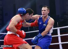 Photo Gallery. Dilshodbek Ruzmetov advances to the final with strong performance