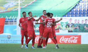 Суперлига: «Локомотив» одержал непростую победу над «Сурханом»