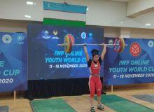 Нигора Абдуллаева — победительница Кубка Мира среди молодёжи
