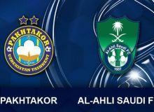 ЛЧА: Сегодня «Пахтакор» померится силами с «Аль Ахли»