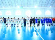 Результаты 1-го тура Кубка Узбекистана по футзалу среди юношей