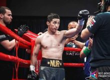 Who is Elnur Abduraimov's opponent in sparring fights?