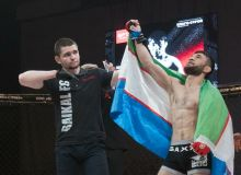 The opponent of the Uzbek fighter in the AMC Fight Night 99 tournament has been announced