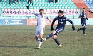 FC Metallurg earn a narrow 1-0 win over FC Surkhon