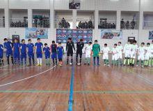 Детский футбол: Результаты 3-го тура республиканского турнира по футзалу в Фергане