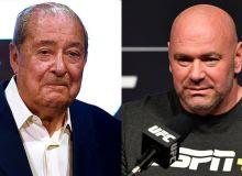 """Ana xolos! Boks hamda UFC mutasaddilari o'rtasida """"Sovuq urush"""" davom etadi"""