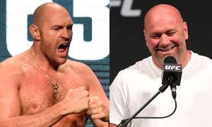 Дана Уайт Тайсон Фьюрининг UFC даги жангини ўтказишга тайёр
