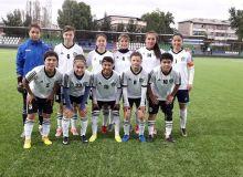 Женская сборная Узбекистана U-19 провела заключительный контрольный матч