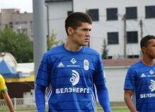"""Our compatriot in the""""Energetik-BGU"""" came back"""