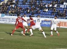 FC Nasaf and FC AGMK share the points in Karshi