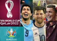 """Ана холос! Месси, Роналду ва яна бир қатор юлдузлар """"Евро-2020"""" ва """"ЖЧ-2022""""да иштирок этмайди!"""
