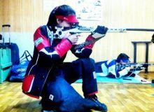 Спортсменка Узбекистана участвует в кубке мира по стрельбе