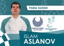 Ислам Асланов на этот раз занял четвёртое место