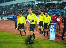 Известна бригада судей на матч «Навбахор» - «Коканд-1912»