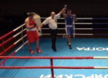 Бокс: Лазизбек Муллажонов мезбонлар вакилига қарши жанг қилди