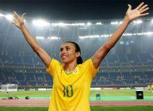 Бразилиялик футболчи аёл Клозенинг рекордини янгилади
