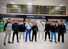 Наши боксёры отбыли в Кисловодск для проведения УТС
