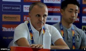 Ljubinko Drulovic expects Uzbekistan to reach final