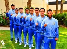 Представители мужской сборной Узбекистана полным составом вышли в полуфинал чемпионата Азии
