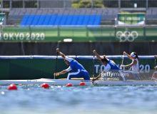 Нилуфар Рахматова и Дилноза Зокирова завершили свой первый старт на Токио-2020
