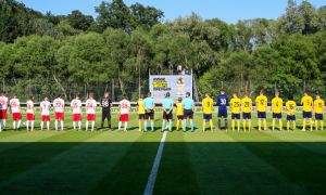 Команда Шомурадова уступила в серии пенальти на турнире «Пари матч»