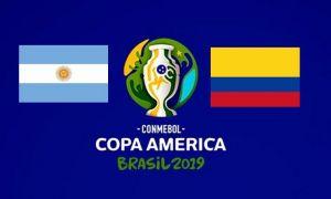 Аргентина – Колумбия. Месси ва Агуэро асосий таркибда