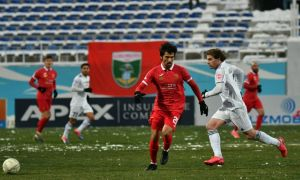 Marat Bikmaev's double earn a comeback win for FC Lokomotiv over FC AGMK