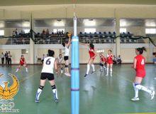 В Хорезме завершен первый тур чемпионата Узбекистана по волейболу