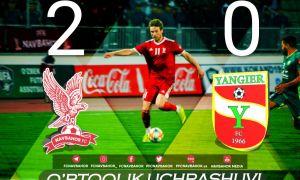 «Навбахор» в контрольном матче обыграл клуб Про-лиги