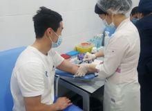 Сборная Узбекистана по боксу готовится к вакцинации против коронавируса