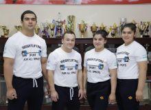 В Чирчике пройдут соревнования по тяжёлой атлетике