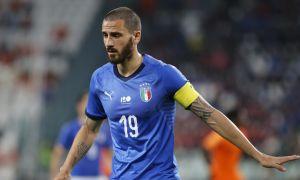 """Леонардо Бонуччи: """"Манчини ва футболчилар ўртасидаги муносабат жуда яхши"""""""