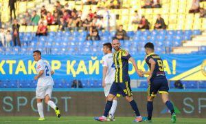 Суперлига: «Пахтакор» одержал верх над «Динамо»