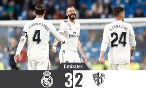 "Ла Лига. Бенземанинг 89-дақиқада киритган голи ""Реал""га 3 очко келтирди"