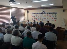 Новые планы и задачи федерации дзюдо Узбекистана