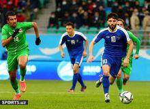 Match Highlights. Uzbekistan 0-1 Iraq