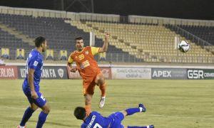 «Насаф» избежал поражения на последней минуте матча в Алмалыке (Видео)