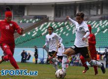 Photo Gallery. Uzbekistan 20-0 Afghanistan