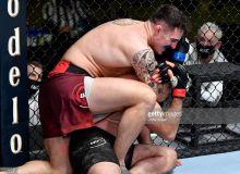 Аспинэлл UFC собиқ чемпионини қийинчиликсиз енгди (видео)