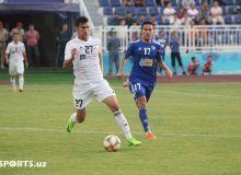 Кубок Лига: «Андижан» победил с минимальным счётом «Насаф»